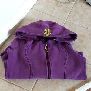 Lululemon Scuba hoodie - sz. 8